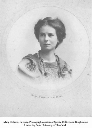 Mary-Colum_1904_Binghamtown-University